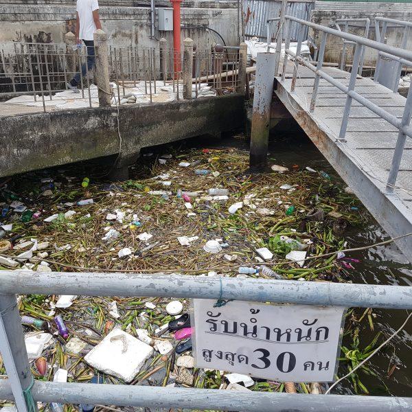 River rubbish :(