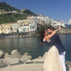 Wedding photos in Amalfi