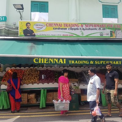 Shop in Little India