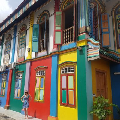 Tan Teng Niah's house