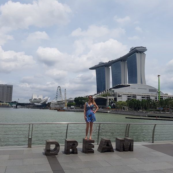 Living the dream in Singapore