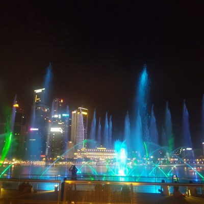 Spectra fountains
