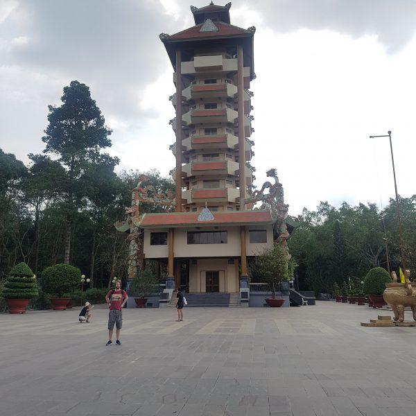 Ben Duoc temple