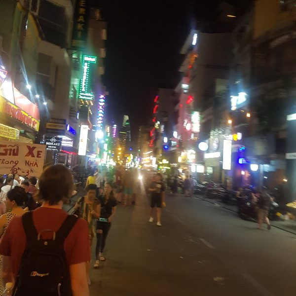 Bui Vien Backpacker Street