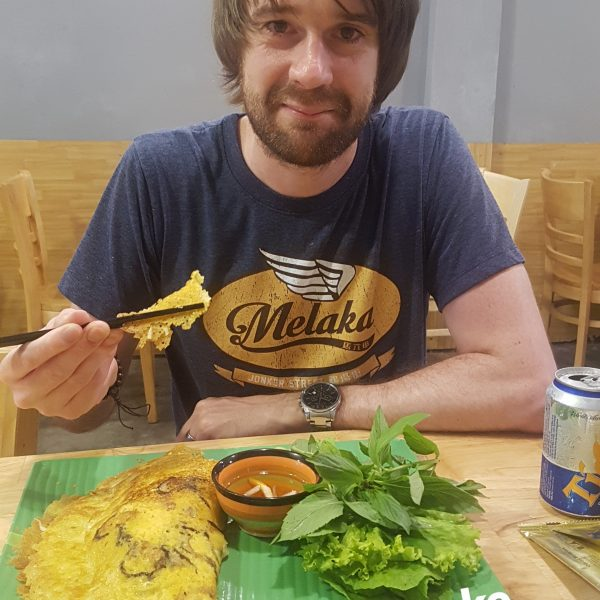 Vietnamese pancake elsewhere