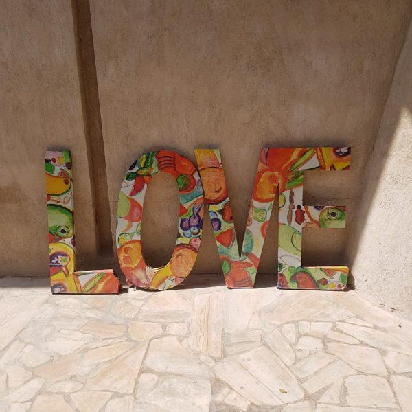 Art around Al Fahidi Historical neighbourhood