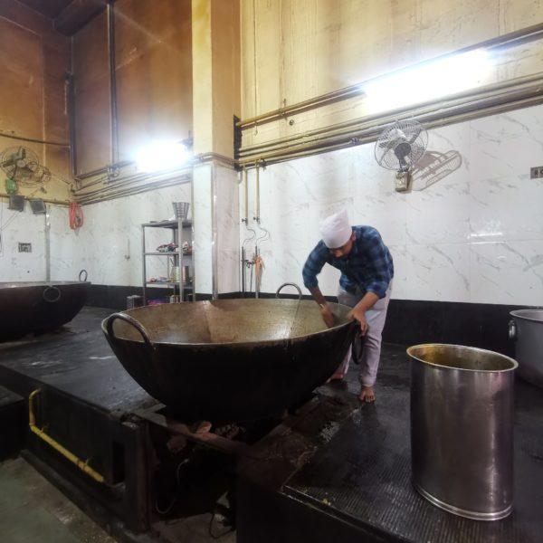 Giant pots